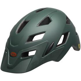 Bell Sidetrack MIPS Kask rowerowy Młodzież, zielony